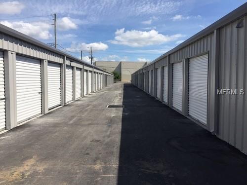 95 Unit Mini Storage Facility For Sale In Pinellas Park